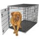 Ultima Pro Triple Door Professional Dog Crate 49In