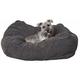 KH Mfg Cuddle Cube Gray Dog Bed Large