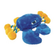 Patchwork Pet Plush Crab Dog Toy 19in