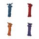 Loofa Floppy Stuffing Free Dog Toy 18 Inch