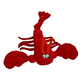 Hugglehounds Lobsta Knotties Dog Toy Large