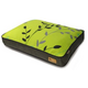 PLAY Greenery Green Rectangle Dog Bed Large