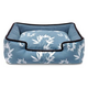 PLAY Bamboo Blue Lounge Dog Bed X-Large