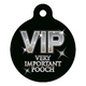 Very Important Pooch Pet ID Tag Large