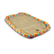 Mod Chic Crate Mat Dog Bed 37x25 Yellow