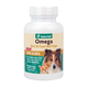 NaturVet Omega Skin and Coat Pet Gel Caps 180ct