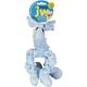 JW Pet Stretchin n Fetchin Eli Elephant Dog Toy La