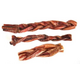 Smokehouse Braided Pizzle Dog Treat 9in