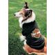 Harley Bar and Shield Dog T-Shirt Large
