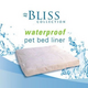Pet Dreams Waterproof Dog Bed Cover XX-Large