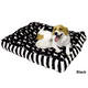 Happy Hounds Buster Pillow Dog Bed Large Moss
