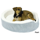 Happy Hounds Oliver Dog Bed Large Toast