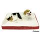 Happy Hounds Orthopedic Dog Bed Large Latte