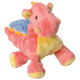 goDog Coral Dragons Stuffed Dog Toy Large