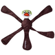 Doggles Pentapulls Dog Toy Squirrel