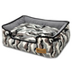 PLAY Camougflage White Lounge Dog Bed X-Large