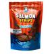 Plato Salmon Strips Dog Treat 16oz
