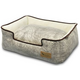 PLAY Savannah Grey Lounge Dog Bed XLarge