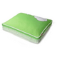 PLAY What Dogs Dream Green Rectangle Dog Bed Mediu
