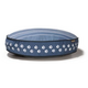 PLAY Dog on Wire Blue Round Dog Bed Medium