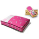 PLAY Tuck Me In Pink Rectangle Change-a-Cover MD