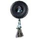 Grriggles Spare Tires Dog Toy LG GRN