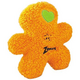 Zanies Heart Berber Boy Dog Toy WHT
