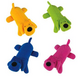 Zanies Neon Big Yelper Dog Toy YEL
