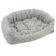 Jax and Bones Rain Napper Dog Bed XLarge