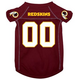 Washington Redskins Dog Jersey X-Large