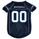 Seattle Seahawks Dog Jersey X-Large