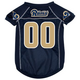 St Louis Rams Dog Jersey X-Large