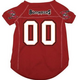 Tampa Bay Buccaneers Dog Jersey X-Large