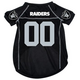 Oakland Raiders Dog Jersey X-Large