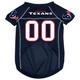 Houston Texans Dog Jersey X-Large