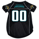 Jacksonville Jaguars Dog Jersey X-Large
