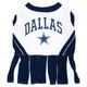 Dallas Cowboys Cheerleader Dog Dress Medium