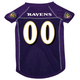 Baltimore Ravens Dog Jersey X-Large