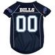 Buffalo Bills Dog Jersey X-Large