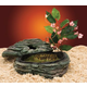 Penn Plax Herp Haven Reptile Hideaway Large