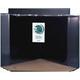 Acrylic Pentagon Aquarium 30 Gallon Sapphire