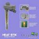 Deep Blue Heat Stik Hang On Heater 100 watt