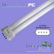 Deep Blue PC Actinic Aquatic Lamp Straight 36watt