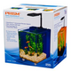 Penn Plax Prism Nano Aquarium Kit Black