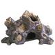 Zanusa Tree Stump Tank Ornament Medium