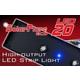 Deep Blue Solarflare Eco LED Light Strip 24 Inch