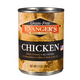 Evangers Grain Free 100 Chicken Can Pet Food 24 Pk
