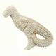 Nylabone Durable Dental Dinosaur Dog Chew
