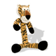 KONG Safari Braidz Dog Toy Large Zebra