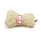 SPOT Fleece 5 inch Bone Dog Toy